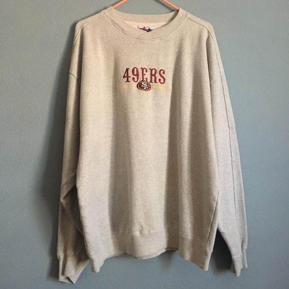 Majestic Other - Vintage San Francisco 49ers Sweater 253aeebd6